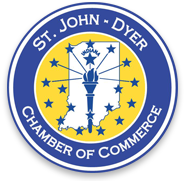 St. John – Dyer Chamber of Commerce Logo