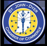 St. John – Dyer Chamber of Commerce Logo