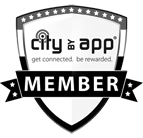 city by app member badge